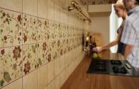 выбор плитки для зала кухни ванной