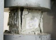 испытание кубиков бетона на прочность