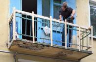 нюансы обшивки балконов сайдингом