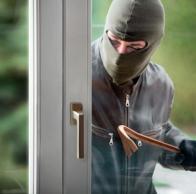 Противовзломная фурнитура окна ПВХ