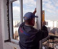 самостоятельный монтаж пластикового окна